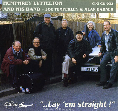 1996 Lay 'Em Straight! - all sitting around Humph's car