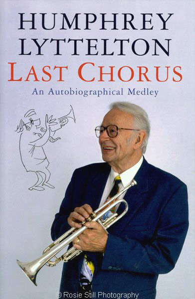 Cover of Last Chorus - book by Humphrey Lyttelton 2008