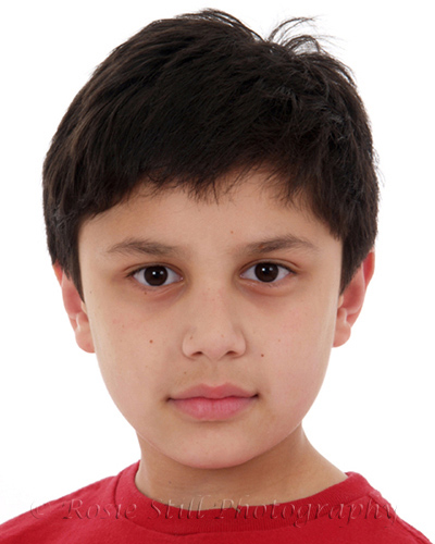 Headshot of child actor Jean-Jacques Girod-Roux