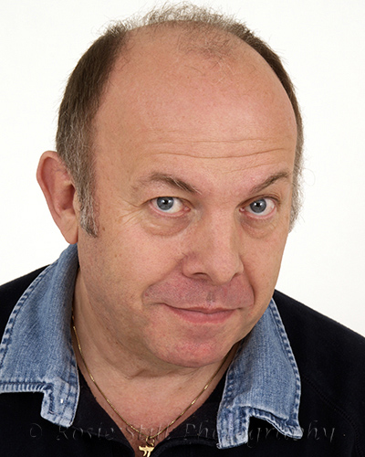 Photo of actor John Judd (a good friend since 1985 who's been in too many TV progs to mention)