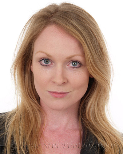 Headshot of actor Michelle Hardwick