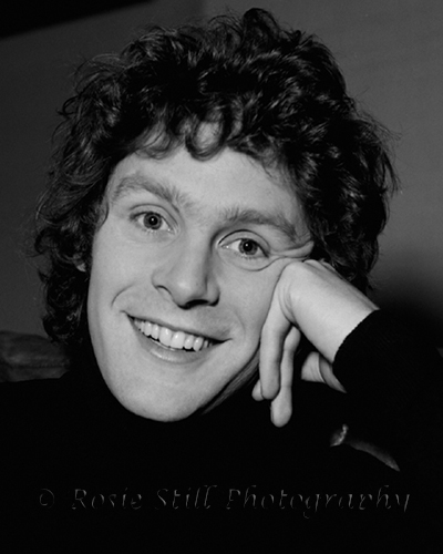 Photo of actor & singer Paul Nicholas 1977