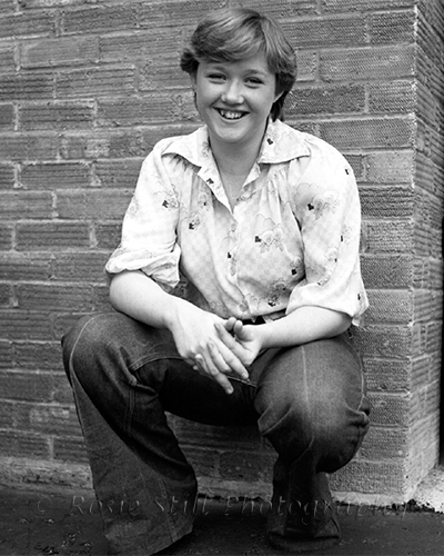 Photo of actor Pauline Quirke 1976