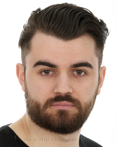 Headshot of student Redmond Cleary